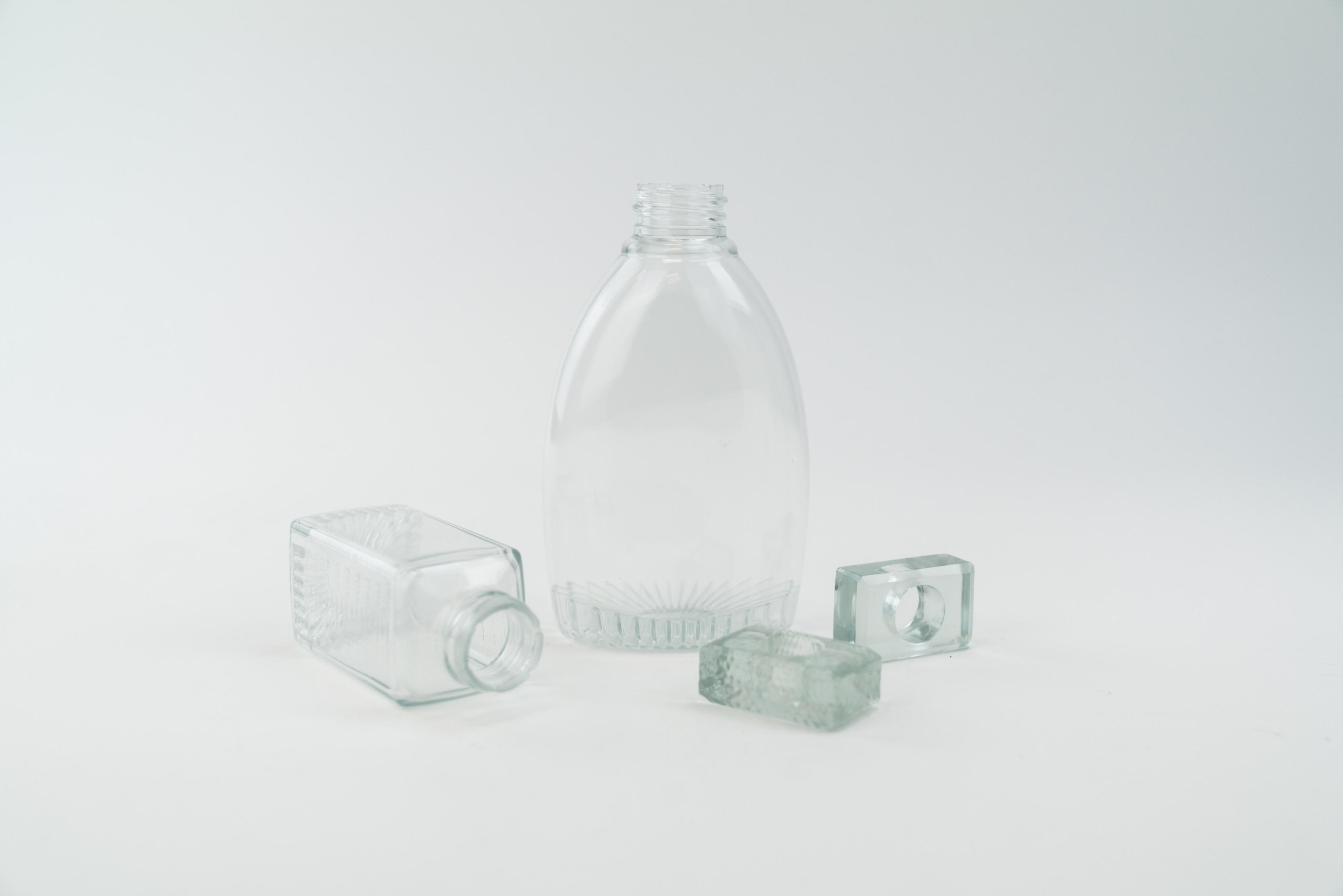 3D-gedruckte Objekte aus dem Material Loctite 3D IND405