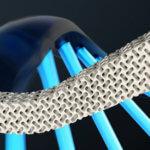 Komplexes Bauteil für 3D-Druck mit 3D-Software erstellt