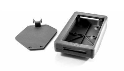 3D-gedruckte Benzintankklappe