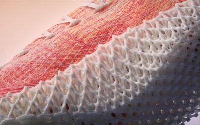 Adidas Futurecraft 4D STRUNG Nahansicht