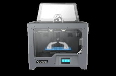 Flashforge Creator Pro 2: 3D-Druck im Spiegelmodus