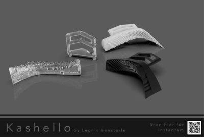 Augenbrauenstempel aus dem 3D-Drucker
