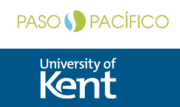 Paso Pacifico und University of Kent Logo