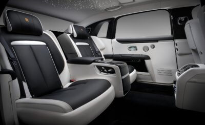 Rolls-Royce Ghost Extended Sitze