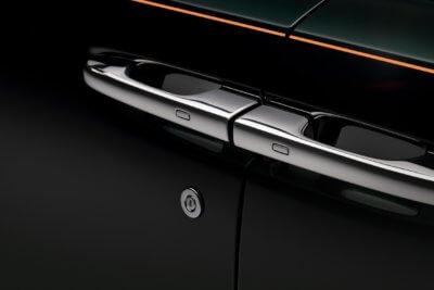 Rolls-Royce Ghost Extended Innenansicht
