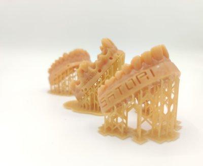 Modelle in 3D gedruckt