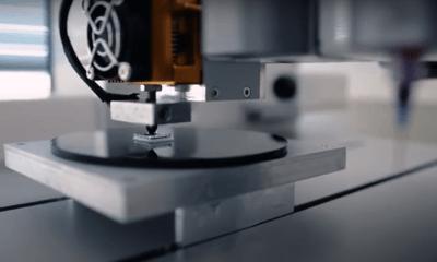 3D-Drucker bei 3D-Bio-Net Projekt
