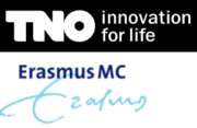 Logos TNO und EMC