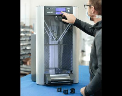 3D-Drucker Delta WASP 2040 Production