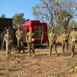 Australische Armee vor Metall-3D-Drucker WarpSPEE3D