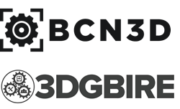 BCN3D und 3DGBIRE Logos