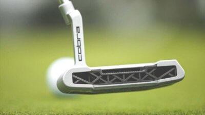 Cobra Golf 3D-gedruckter Putter