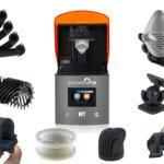Henkel Materialien und EnvisionTEC 3D-Drucker
