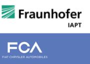 Logos Fraunhofer IAPT und Fiat Chrysler Automobiles