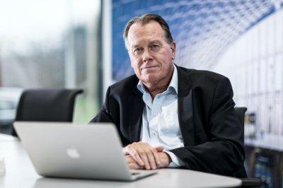 Jos Burger, CEO von Ultimaker