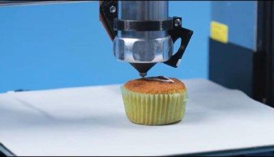 "Lebensmittelextruder ""Cakewalk 3D"""