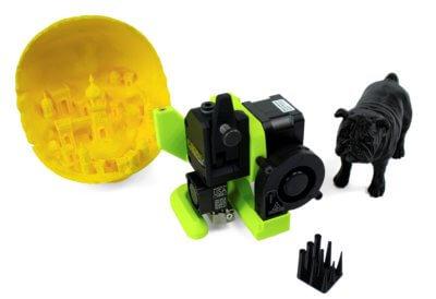 3D-Druckobjekte aus dem TAZ Pro S