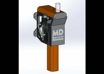 MDPE10 Extruder von Massive Dimension