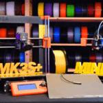 MK3S + und Mini + 3D-Drucker