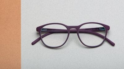"""3D-gedruckte Brille der Modellreihe """"substance"""""""