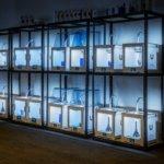 viele 3D-Drucker von Ultimaker