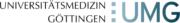 Logo Universitätsmedizin Gottingen