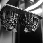 3D-Druck der einzelnen Flowerbomb-Flakon-Komponenten