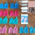Handschuhe in vielen Farben
