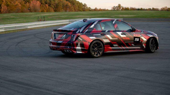 2021 Cadillac CT5-V Blackwing