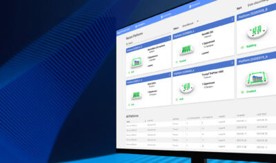Ansicht Materialise Process Tuner