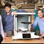 3D-Drucker CymatiX und mimiX Biopharamceutics Gründer