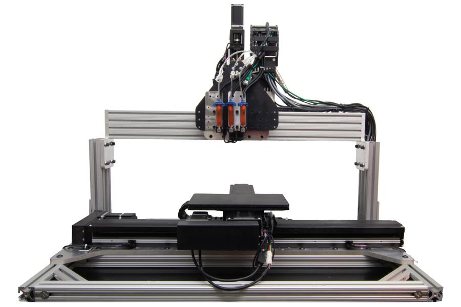 3D-Drucker der MIT-Forscher