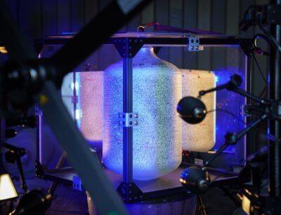 3D-gedruckte Behälter von RS
