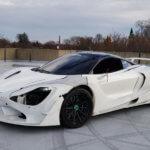 weitere Seitenansicht McLaren 720S