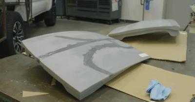 3D-Druck-Dachpaneele