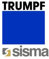 TRUMPF und SISMA Logo