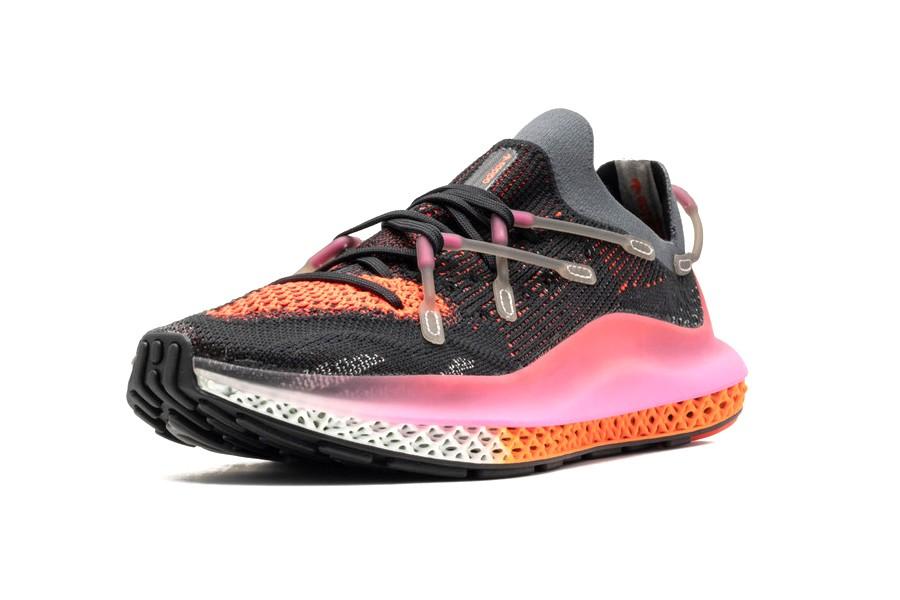 Adidas 4D FUSIO Seitenansicht