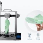 3D-Drucker Cambrian mit Druckbeispiel