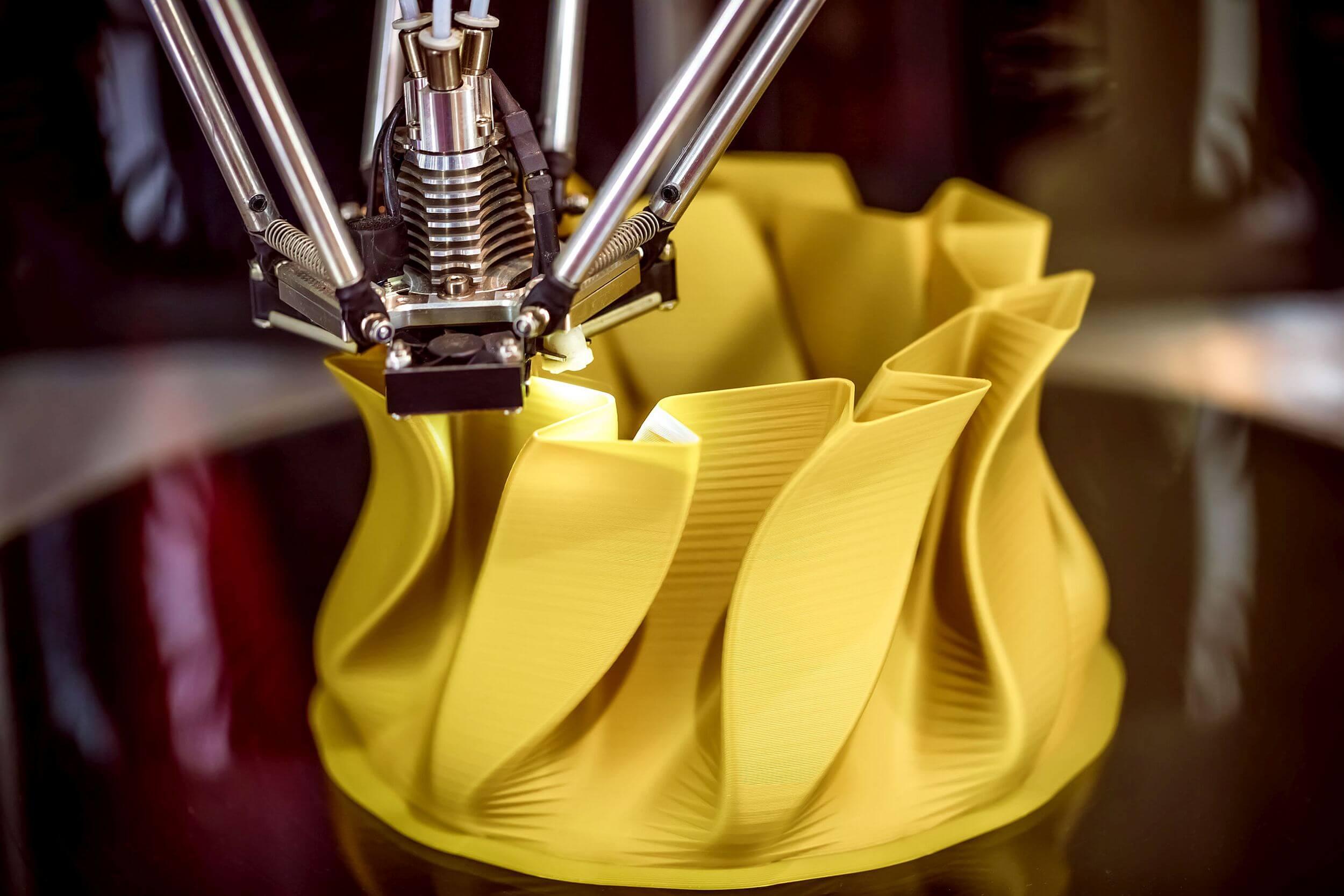 3D-Drucker-Objekt