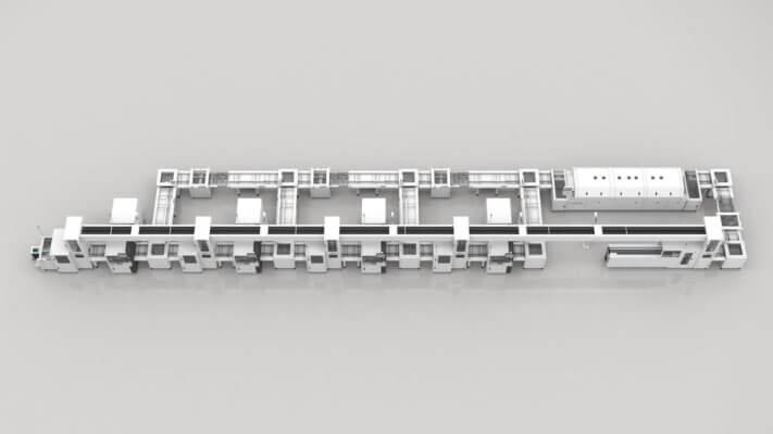 3D-Druckstation für Batterien von Blackstone