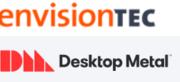 EnvisionTEC und Desktop Metal Logo