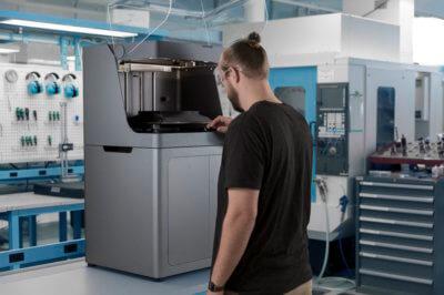 3D-Drucker von Markforged bei Solidpro