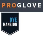 ProGlove und DyeMansion Logos