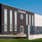 Gebäude von 3D-Druck-Unternehmen Proxera
