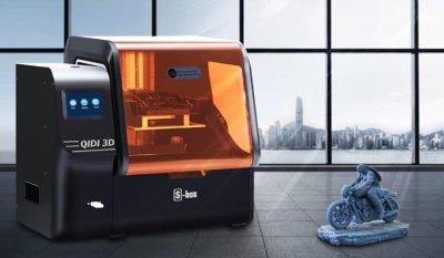 QIDI TECHNOLOGY S-Box 3D-Drucker