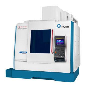 3D-Hybrid-Maschine D800