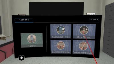 Ansicht VR-Kurs