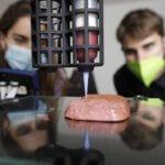 3D-Druck und Fleisch