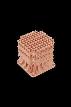 3D-gedruckter Kühlkörper