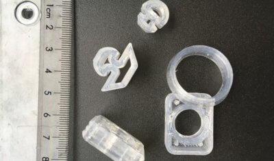 3D-Druck-Beispiele aus Silikonkautschuk